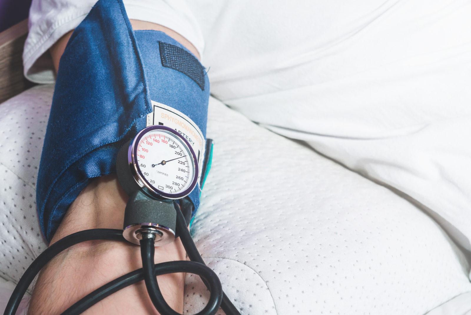hvordan redusere høyt blodtrykk